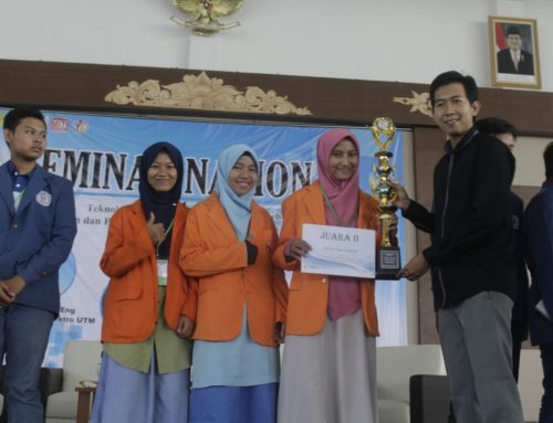 MAHASISWA KIMIA UNJA RAIH JUARA 2 PADA YOUTH SUMMIT UNIVERSITAS TRUNOJOYO MADURA 2017